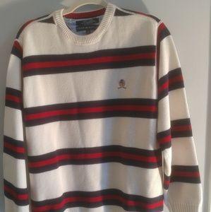 Tommy Hilfiger men's vintage sweater